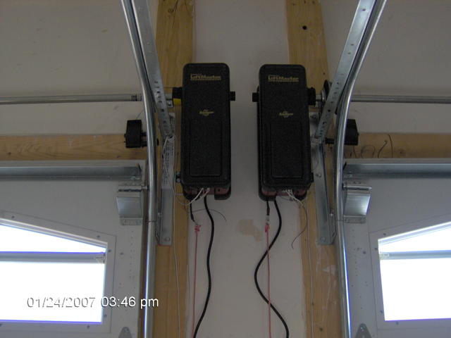 Garage Door Lift Motors