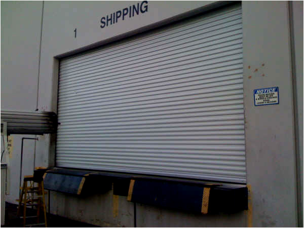 Shipping Roll Up Door