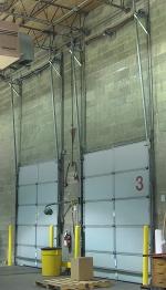 Vertical Lift Garage Doors